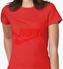JUST CORBYN Womens Fitted T-Shirt