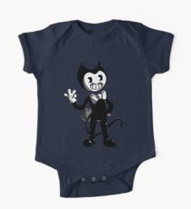 Bendy and the Ink Machine Drawing #2 One Piece - Short Sleeve
