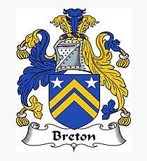Breton  Photographic Print