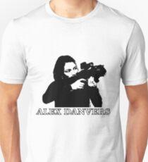 Alex Danvers Black and White Unisex T-Shirt