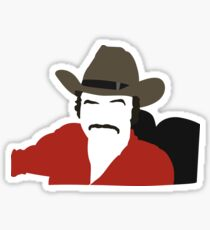 Eastbound and Down Sticker