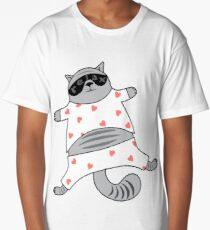 Relaxed Cats #RBSTAYCAY Long T-Shirt