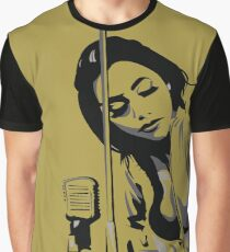 PJ Harvey (fan art vector illustration no background version) Graphic T-Shirt
