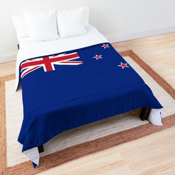 Flag of New Zealand Comforter