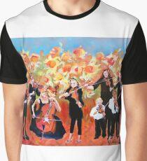 A Prairie Perfomance  Graphic T-Shirt