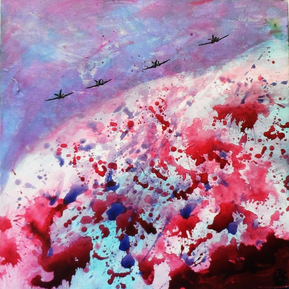 Nukes 3 by AdrianWilsonArt