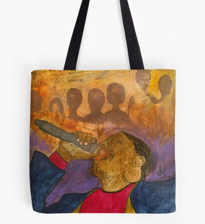 The Soul Singer Tote Bag