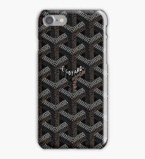 Goyard HD Quality Case iPhone Case/Skin