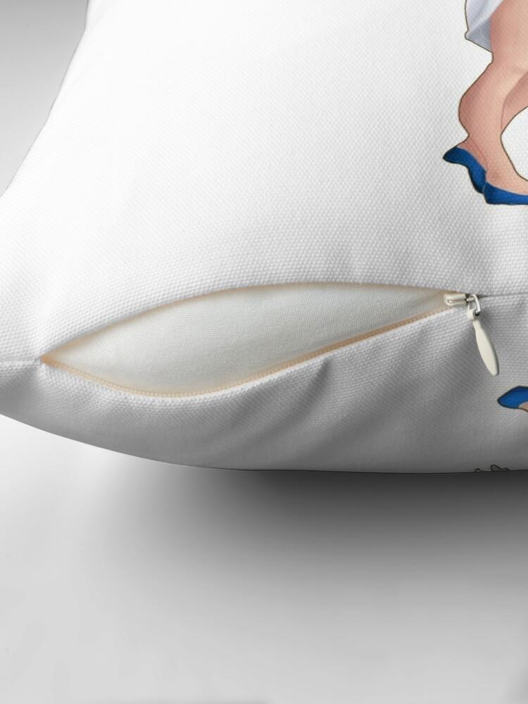 Alternate view of Calypso Throw Pillow