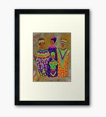We Women 4 Framed Print
