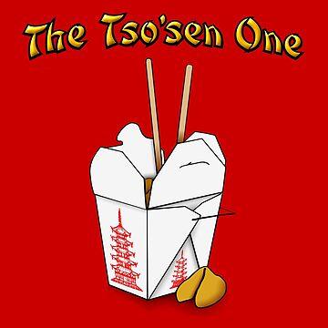 The Tso'sen One by BlueEyedDevil