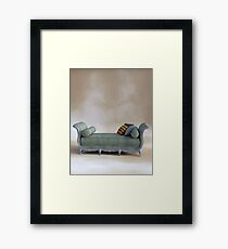 Home Comfort Framed Print