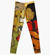 Urban Music Student Leggings
