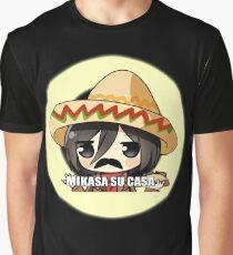 Mikasa Su Casa  Graphic T-Shirt
