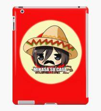 Mikasa Su Casa  iPad Case/Skin
