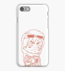 Valkyrie's Had Enough iPhone Case/Skin