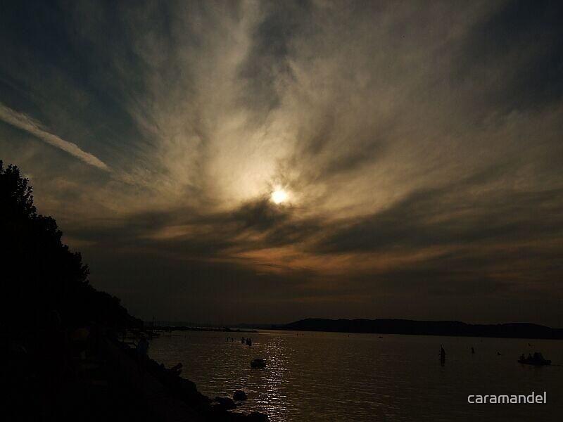 Sunset by caramandel