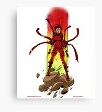 Phoenix Force Canvas Print