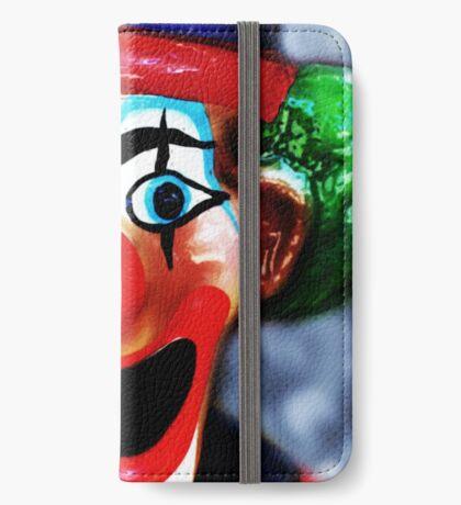 Nicht nur ein anderer Clown iPhone Flip-Case