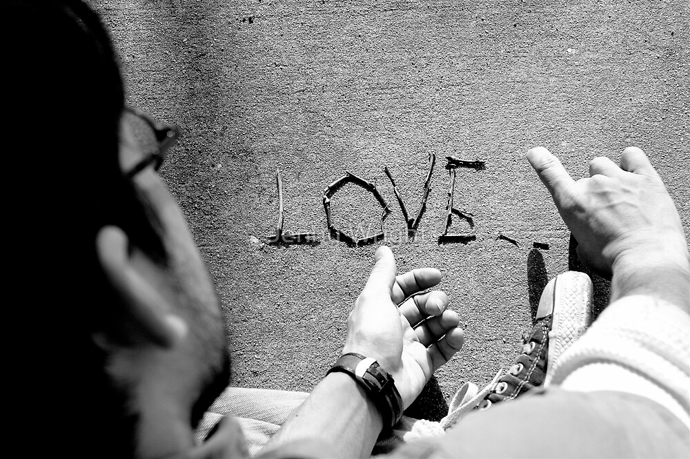 A Boy in Love by Jenny Wright
