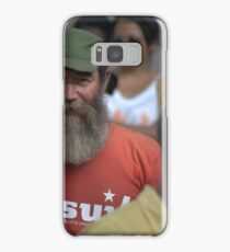 Fidel lookalike, Havana Samsung Galaxy Case/Skin