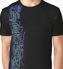 Techno Circuits Graphic T-Shirt