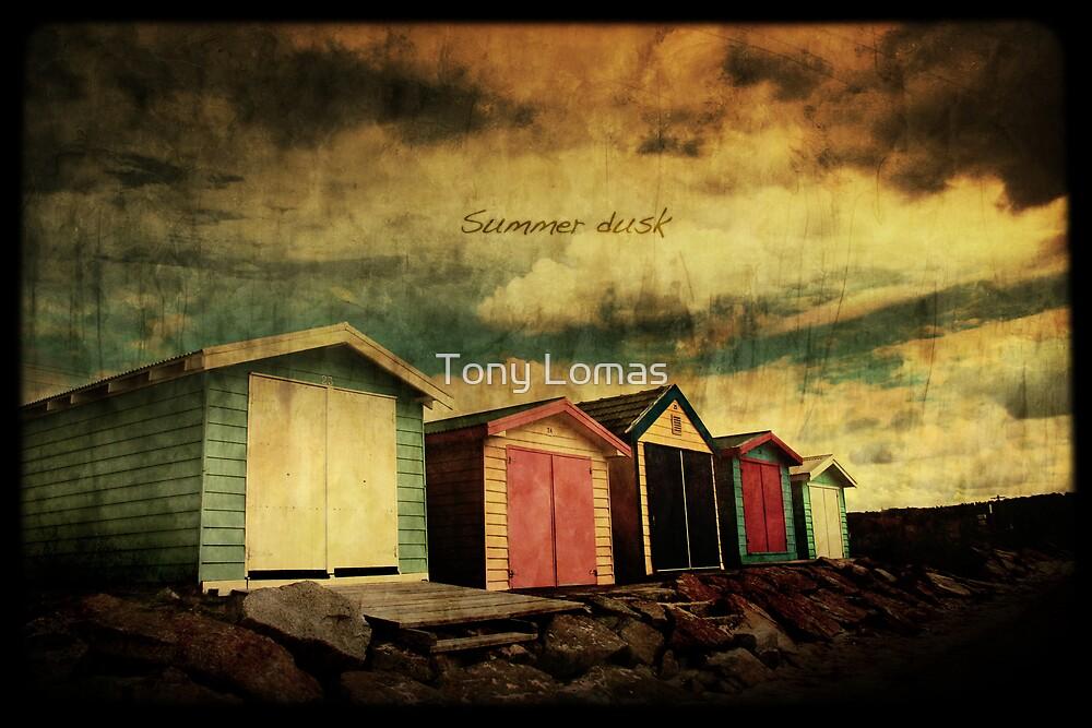 Summer Dusk by Tony Lomas