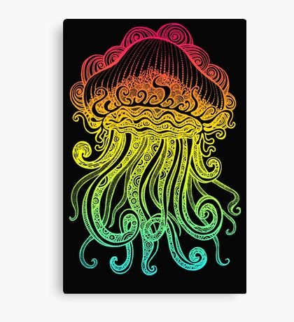 Prism of the Deep Canvas Print