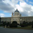 Art museum Vienna by AngelaClaire