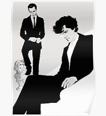 Sherlock BBC (I am you) Poster
