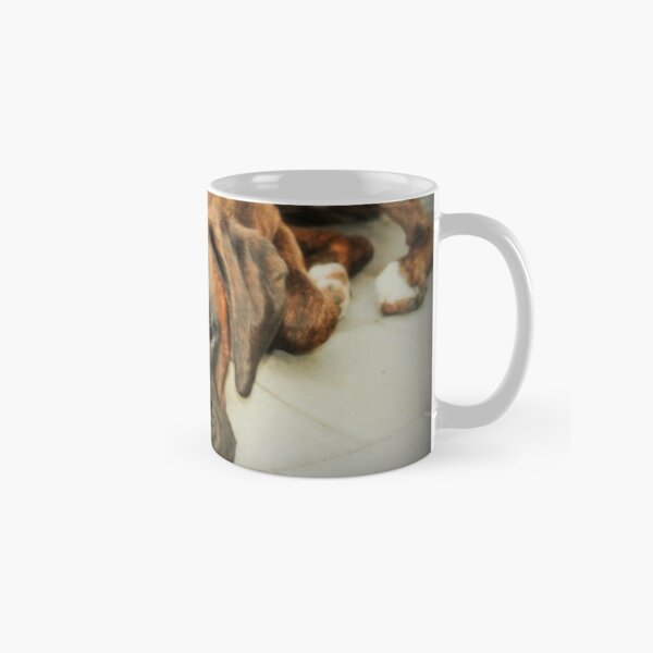Such Is Life - Boxer Dogs Series - Female Boxer Classic Mug