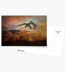 Dracarys - Game of Throne prediction Postcards