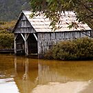 boat hut by stickelsimages
