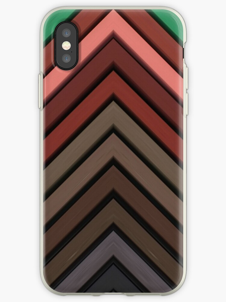 I Love Chevron Earthy Hair Chalk Colors by VinTroNiscent
