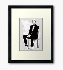 Hannibal (Bare Feet) Framed Print