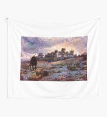 Jon Snow of Winterfell Wall Tapestry