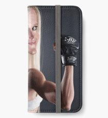 Holly Holm iPhone Wallet/Case/Skin