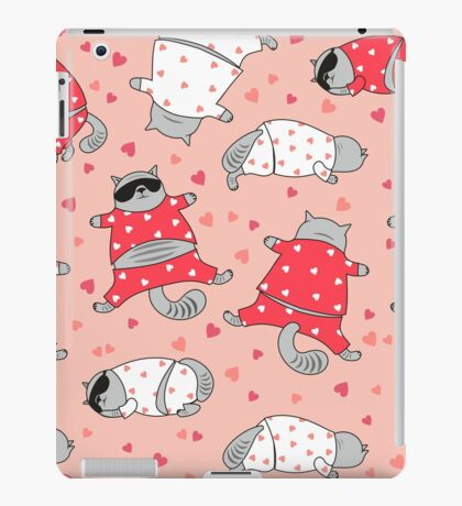 Relaxed Cats #RBSTAYCAY iPad Case/Skin