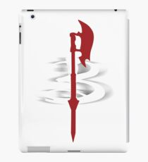 Buffy's Scythe iPad Case/Skin