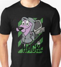 Dog Hack Unisex T-Shirt