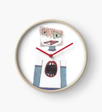 Facial Expression Clock