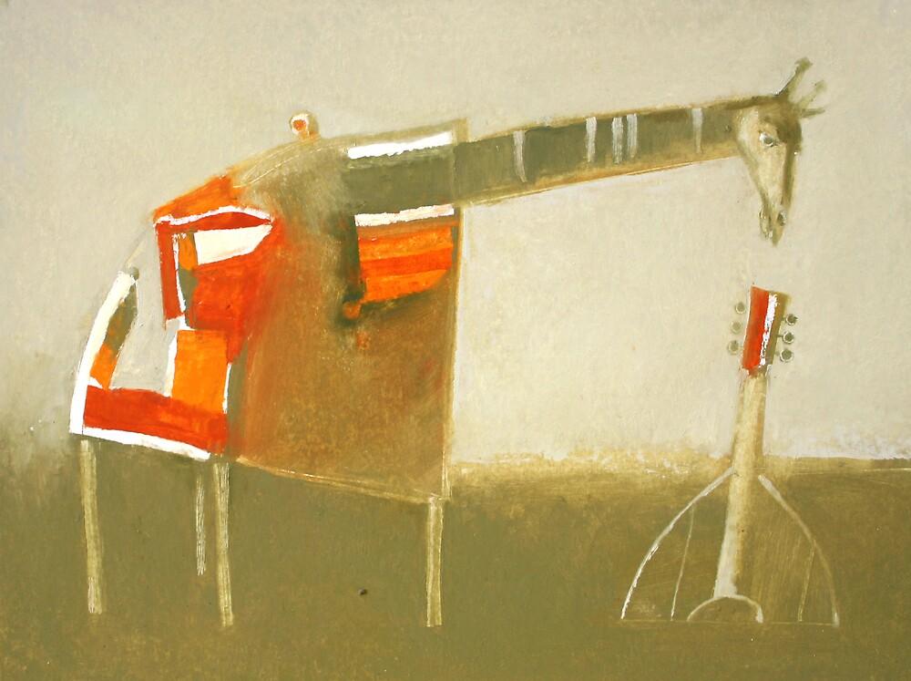 savanna 2 by Valeriu Buev