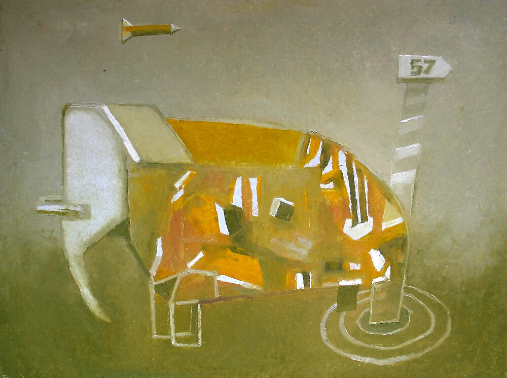savanna 4 by Valeriu Buev
