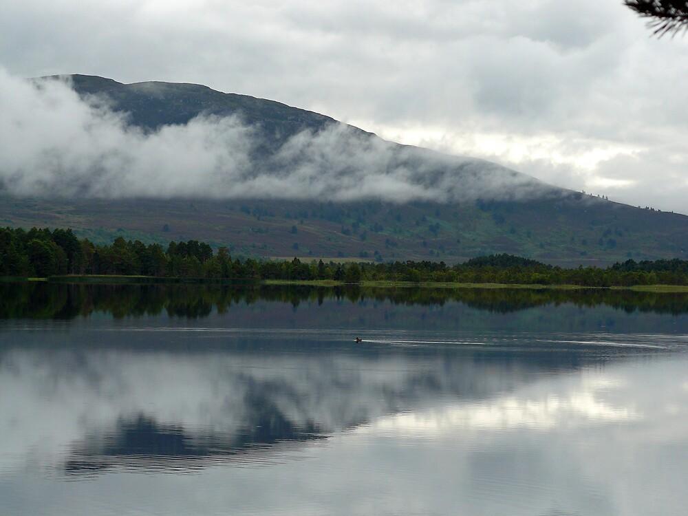 Loch Garten by patroc