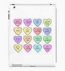Bitter Hearts iPad Case/Skin