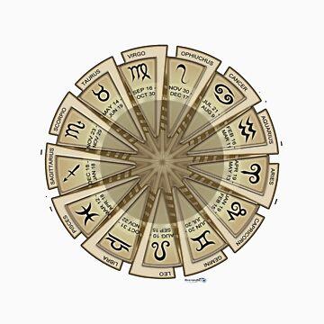 Zodiac by Mysteryart