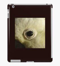 Cockatoo's Eye iPad Case/Skin