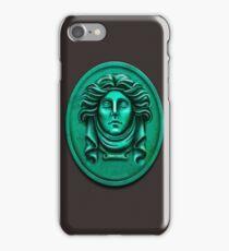 Madame L Headstone by Topher Adam iPhone Case/Skin