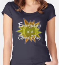 Everyday Women's Fitted Scoop T-Shirt
