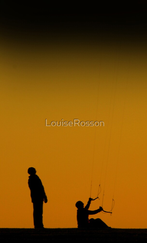 Sky Hooks by LouiseRosson